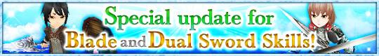 Blade&Dual Sword Skills Revamped!